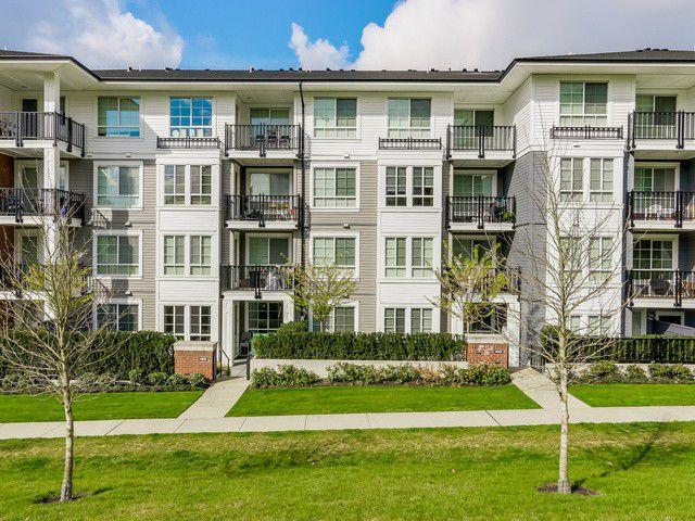 Main Photo: # 113 555 FOSTER AV in Coquitlam: Coquitlam West Condo for sale : MLS®# V1114520