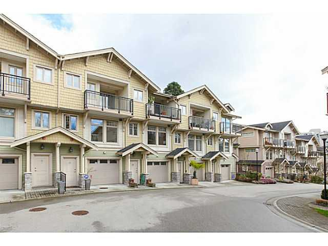 Main Photo: # 17 245 FRANCIS WY in New Westminster: Fraserview NW Condo for sale : MLS®# V1099702