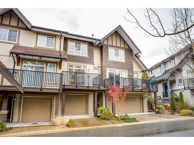 Main Photo: 33 2200 Panorama Drive in Port Moody: Townhouse for sale : MLS®#  V1107616