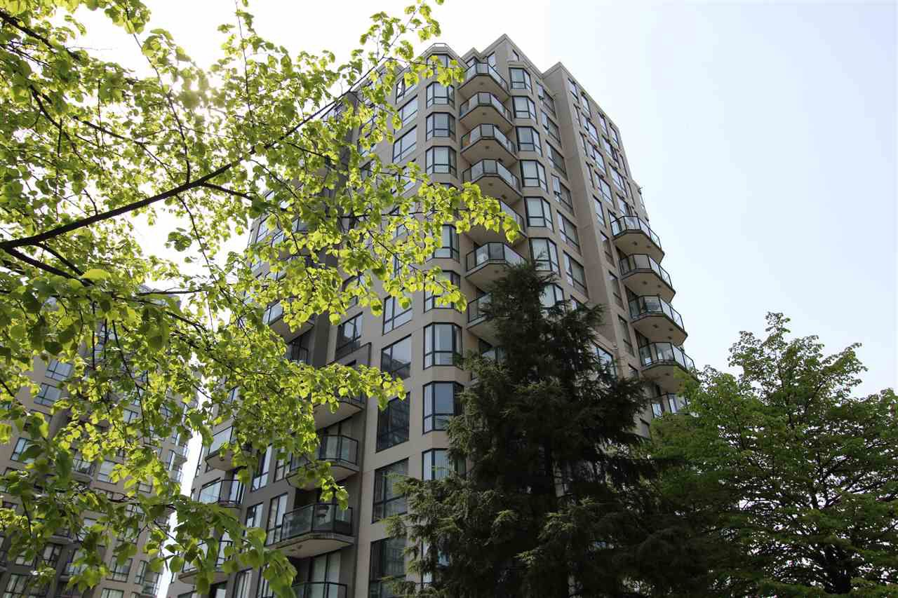 Main Photo: 605 838 AGNES STREET in New Westminster: Downtown NW Condo for sale : MLS®# R2059071