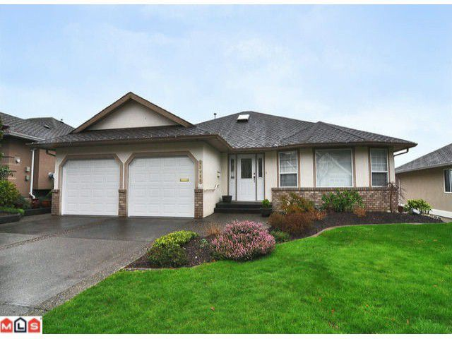 """Main Photo: 33496 12TH Avenue in Mission: Mission BC House for sale in """"COLLEGE HEIGHTS"""" : MLS®# F1203404"""