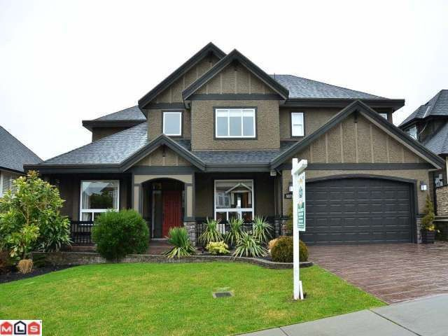 "Main Photo: 5875 163B Street in Surrey: Cloverdale BC House for sale in ""HYLAND ESTATES"" (Cloverdale)  : MLS®# F1205266"