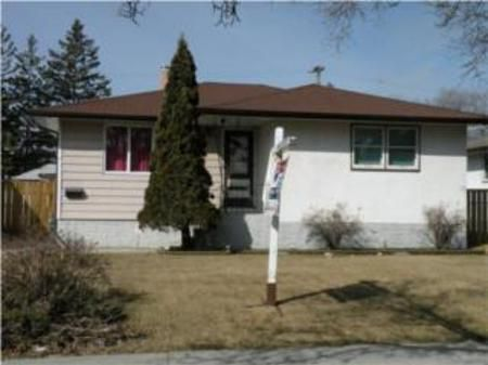 Main Photo: 44 KEENLEYSIDE ST.: Residential for sale (East Kildonan)  : MLS®# 1004415