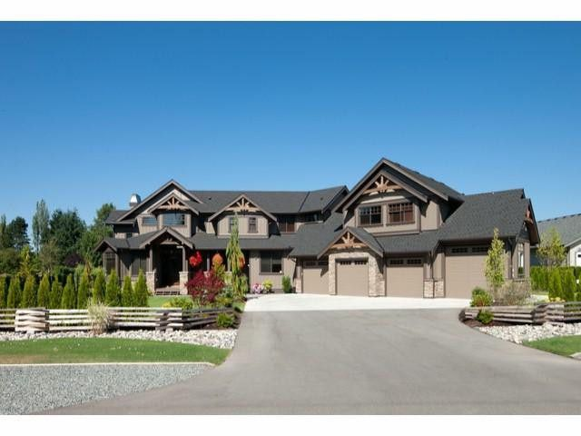 "Main Photo: 4701 238TH Street in Langley: Salmon River House for sale in ""Strawberry Hills"" : MLS®# F1314952"