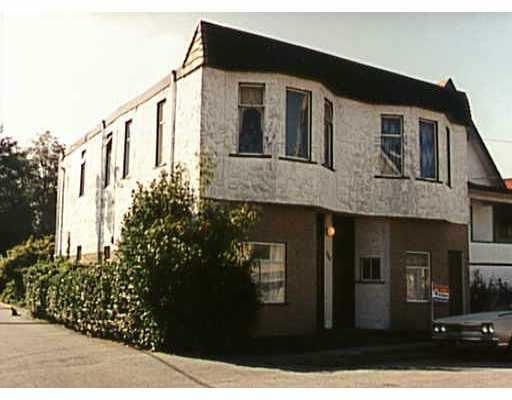 Main Photo: 166 - 168 E 27TH AV in : Main House for sale : MLS®# V302144