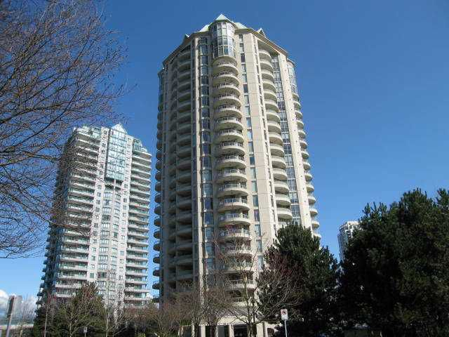 Main Photo: 1105 6188 PATTERSON Avenue in Burnaby: Metrotown Condo for sale (Burnaby South)  : MLS®# V1015250