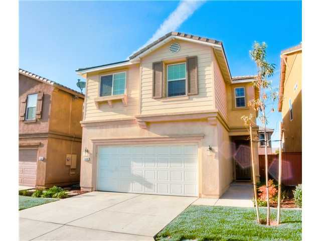 Main Photo: EL CAJON House for sale : 3 bedrooms : 1440 Caracara Circle