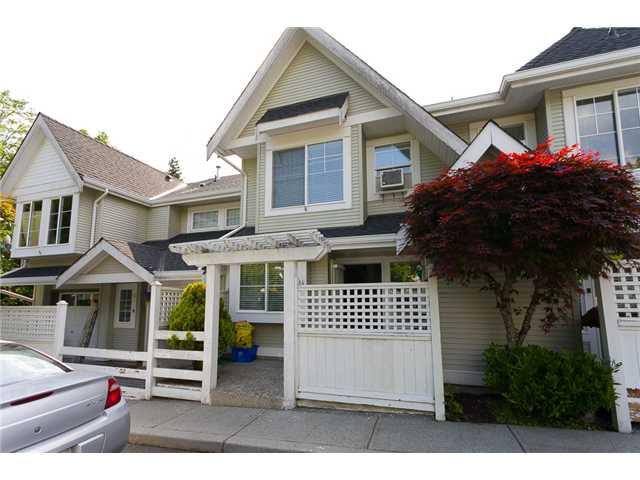 Main Photo: # 14 23560 119TH AV in Maple Ridge: Cottonwood MR Condo for sale : MLS®# V1065890