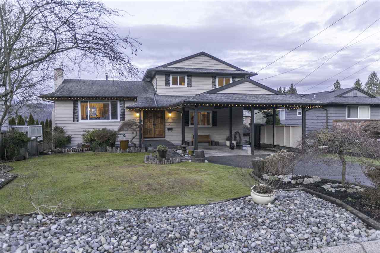 Main Photo: 2217 BROOKMOUNT DRIVE in Port Moody: Port Moody Centre House for sale : MLS®# R2023742