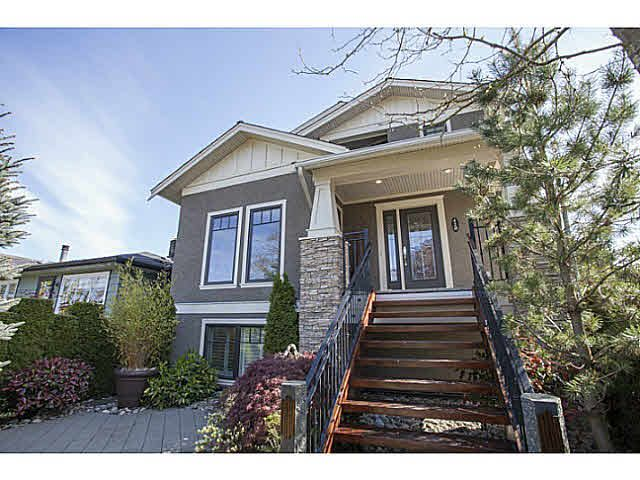 Main Photo: 420 E 35TH AVENUE in Vancouver: Fraser VE House for sale (Vancouver East)  : MLS®# V1118395