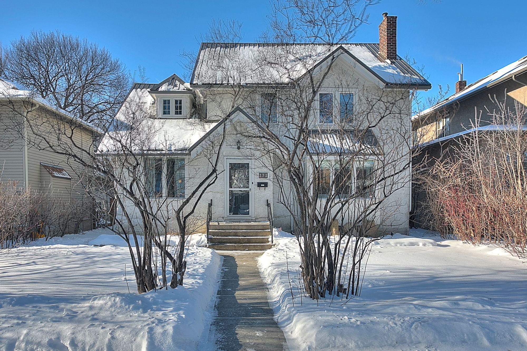 Main Photo: 171 Brock Street in Winnipeg: North Kildonan Single Family Detached for sale (1C)  : MLS®# 1901595