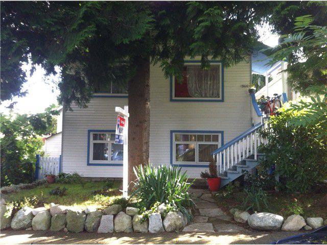 Main Photo: 946 E 24TH AV in Vancouver: Fraser VE House for sale (Vancouver East)  : MLS®# V1035730
