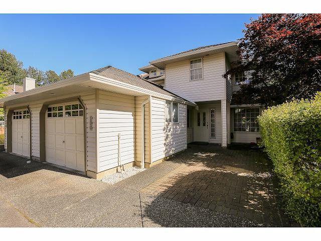 Main Photo: # 130 12163 68TH AV in Surrey: West Newton Condo for sale : MLS®# F1415574