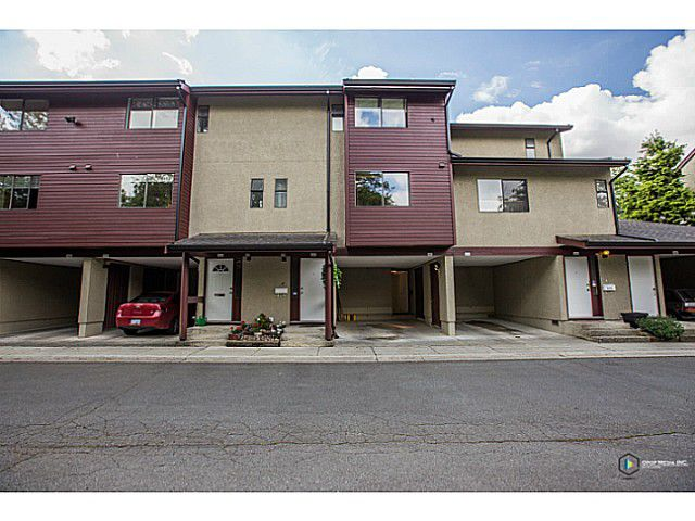Main Photo: 3452 LANGFORD AV in Vancouver: Champlain Heights Condo for sale (Vancouver East)  : MLS®# V1066077