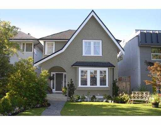 Main Photo: 4660 W 6TH AV in Vancouver: Point Grey House for sale (Vancouver West)  : MLS®# V611193