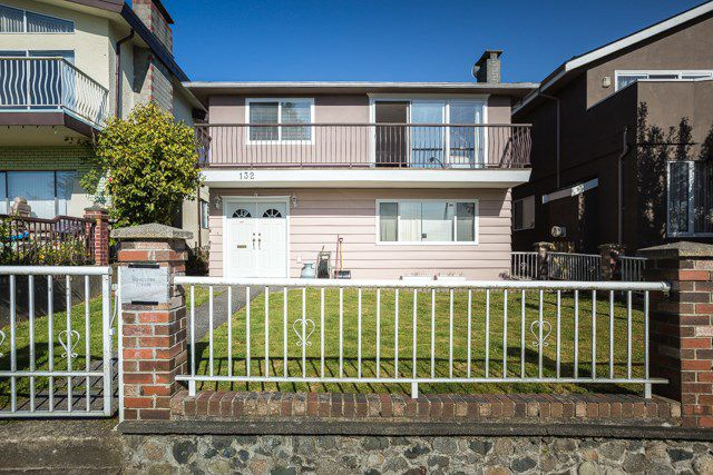 Main Photo: 132 GLYNDE AV in Burnaby: Capitol Hill BN House for sale (Burnaby North)  : MLS®# V1130759