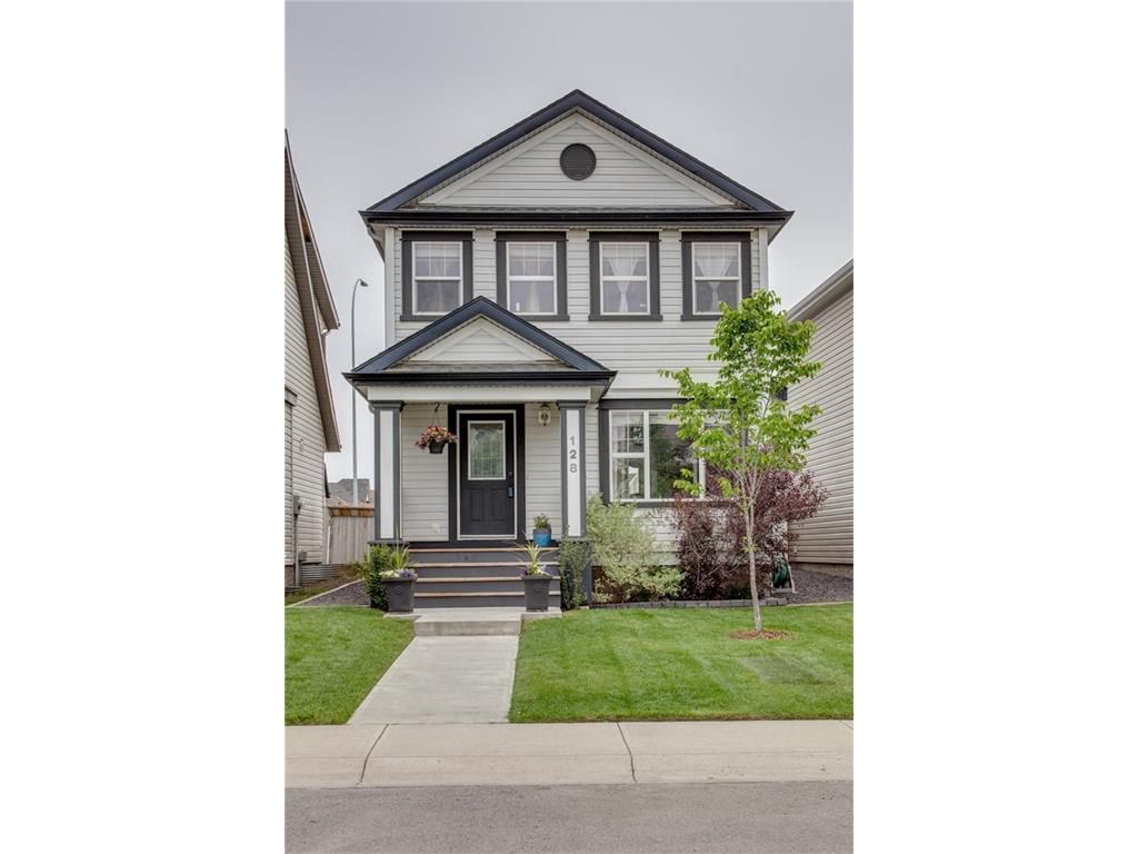 Main Photo: 128 Copperfield Rise SE in calgary: Copperfield House for sale (Calgary)  : MLS®# C4067323