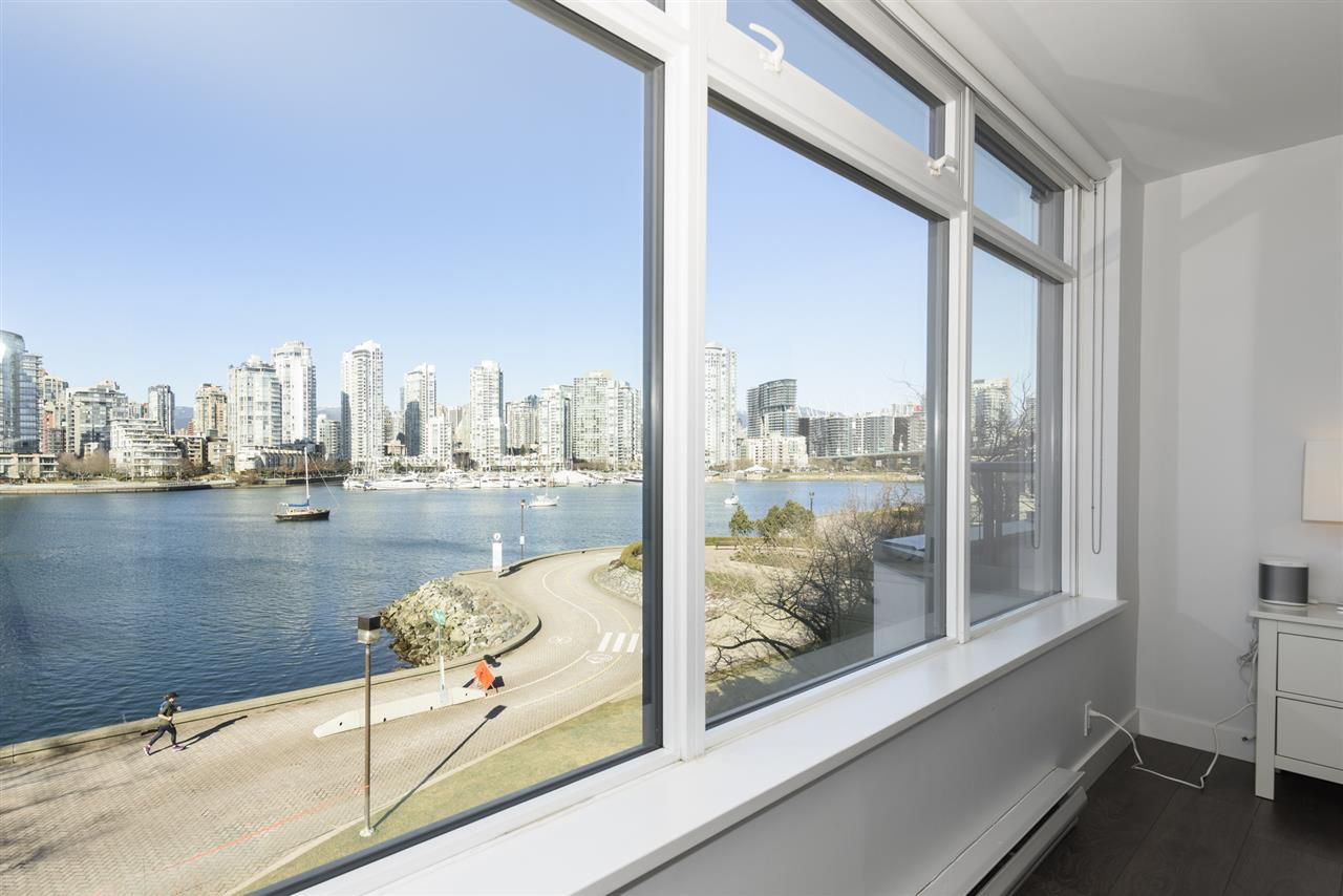 Main Photo: 317 456 MOBERLY ROAD in Vancouver: False Creek Condo for sale (Vancouver West)  : MLS®# R2343490