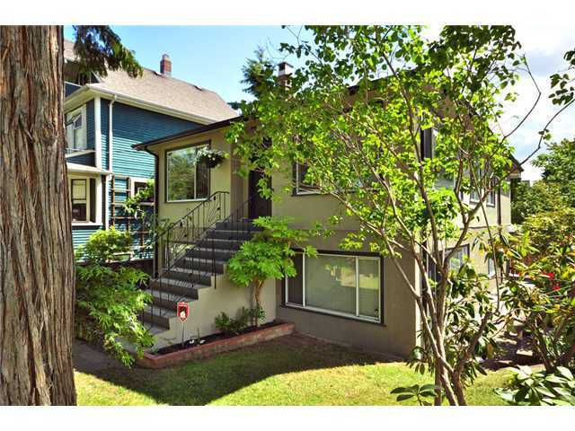 """Main Photo: 3058 GLEN Drive in Vancouver: Mount Pleasant VE House for sale in """"Cedar Cottage"""" (Vancouver East)  : MLS®# V937077"""