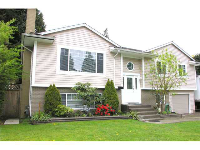 """Main Photo: 1366 LARKSPUR Drive in Port Coquitlam: Birchland Manor House for sale in """"BIRCHLAND"""" : MLS®# V939474"""