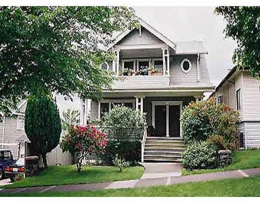 Main Photo: 1923 E 5TH AV in : Grandview VE House Triplex for sale : MLS®# V244742