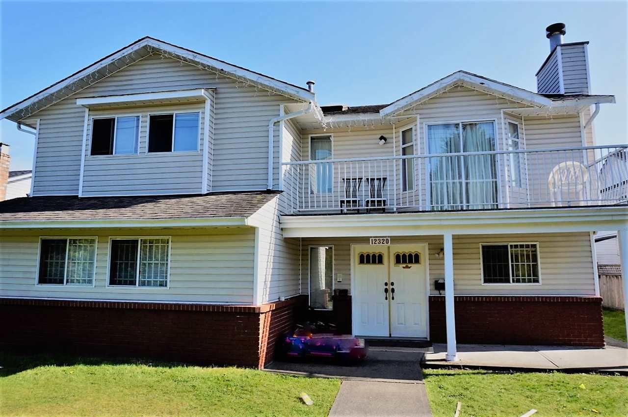 Main Photo: 12320 72 Avenue in Surrey: West Newton House for sale : MLS®# R2262751