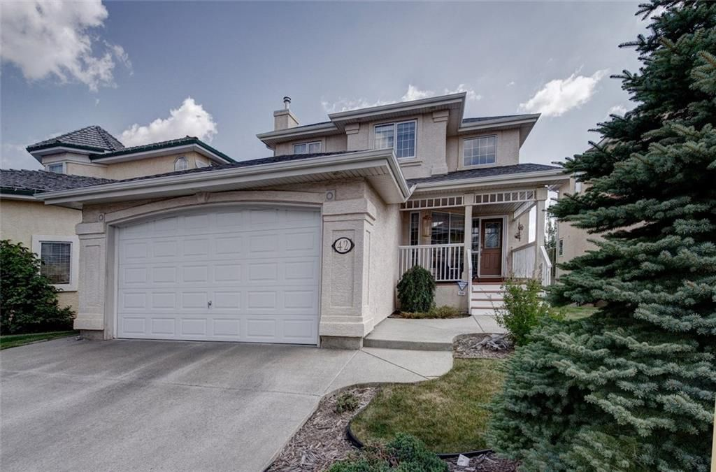 Main Photo: 42 CITADEL Grove NW in Calgary: Citadel House for sale : MLS®# C4147357