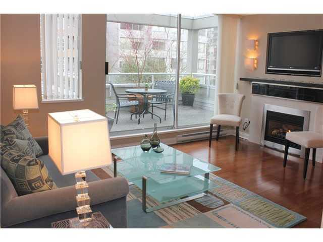 Main Photo: 501 1220 BARCLAY STREET in : West End VW Condo for sale : MLS®# V866878