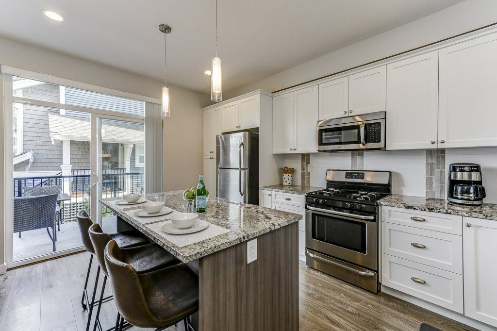 Main Photo: 35- 7059 210 Street in Langley: Willoughby Heights Townhouse for sale : MLS®# r2319062