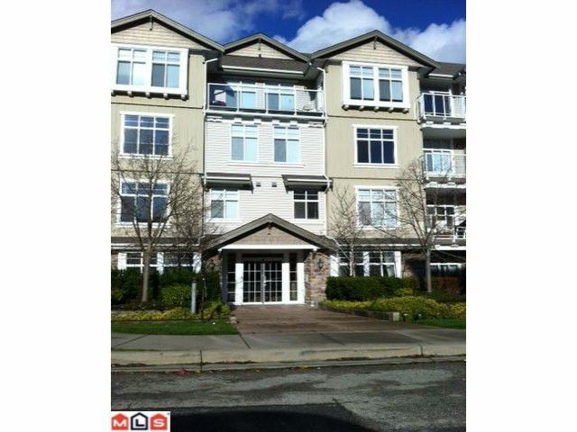 "Main Photo: 305 15323 17A Avenue in Surrey: King George Corridor Condo for sale in ""SEMIAHMOO PLACE"" (South Surrey White Rock)  : MLS®# F1227635"