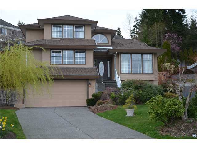 "Main Photo: 1508 VINEMAPLE Place in Coquitlam: Westwood Plateau House for sale in ""WESTWOOD PLATEAU"" : MLS®# V999435"