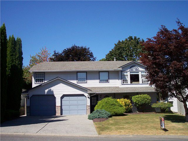 Main Photo: 2989 WILLBAND Street in Abbotsford: Central Abbotsford House for sale : MLS®# F1318883
