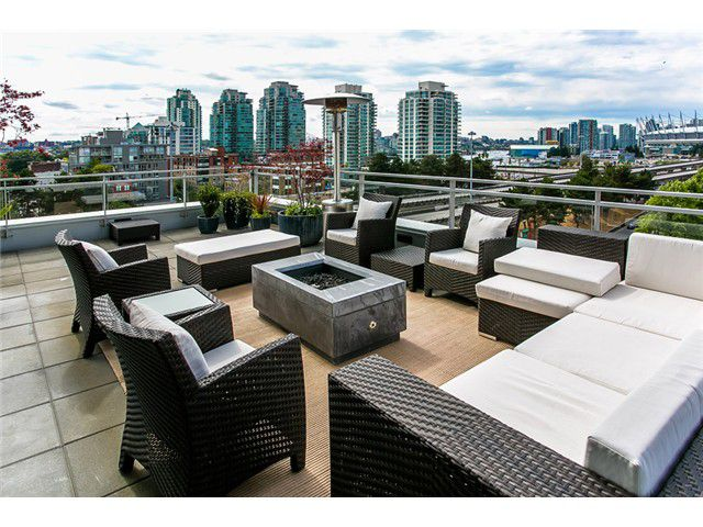 Main Photo: # 801 221 UNION ST in Vancouver: Mount Pleasant VE Condo for sale (Vancouver East)  : MLS®# V1033971