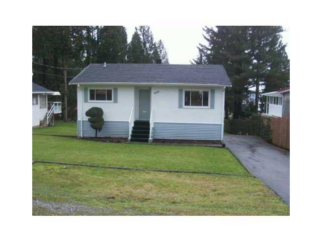 Main Photo: 1592 ROCHESTER AV in Coquitlam: Central Coquitlam House for sale : MLS®# V1019916