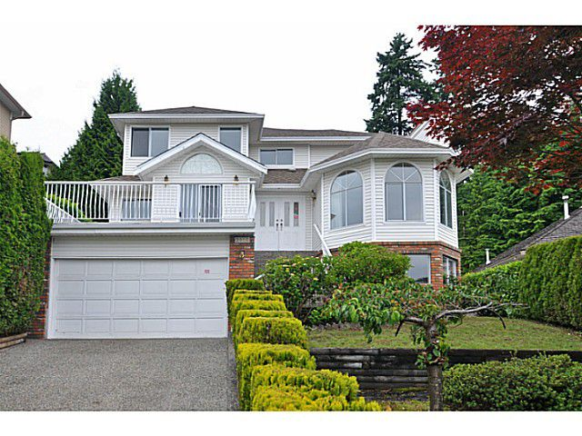 Main Photo: 2910 KALAMALKA DR in Coquitlam: Coquitlam East House for sale : MLS®# V1070724