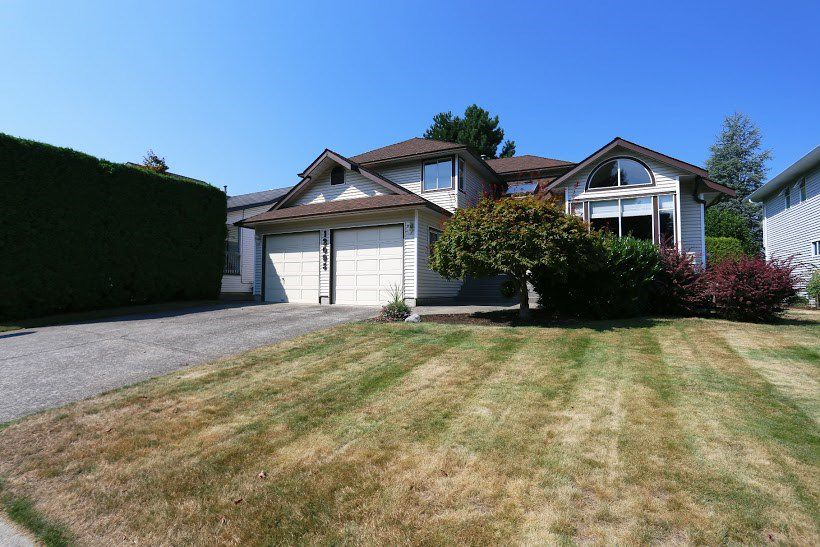 Main Photo: 12095 IRVING ST in Maple Ridge: Northwest Maple Ridge House for sale : MLS®# V1138545