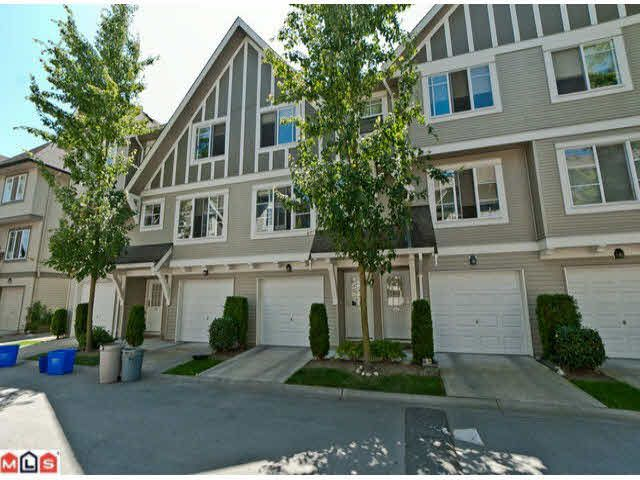 Main Photo: 127 15175 62A AVENUE in : Sullivan Station Townhouse for sale : MLS®# F1218910
