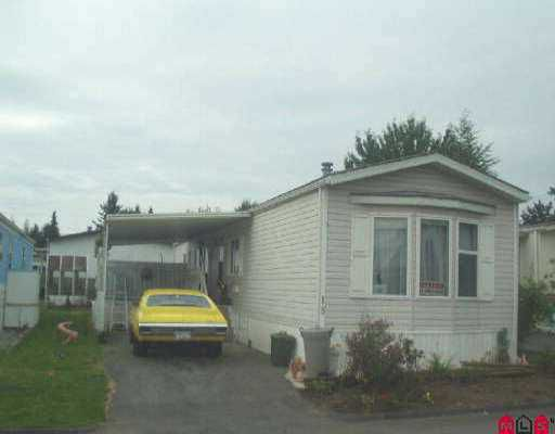 "Main Photo: 18 7850 KING GEORGE HY in Surrey: East Newton Manufactured Home for sale in ""Bear Creek Glen"" : MLS®# F2506988"
