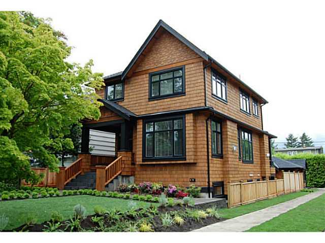 """Main Photo: 403 W 19TH AV in Vancouver: Cambie House for sale in """"CAMBIE VILLAGE"""" (Vancouver West)  : MLS®# V993810"""