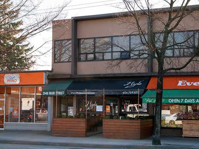 Main Photo: 2960 MAIN ST in VANCOUVER: Mount Pleasant VE Home for sale (Vancouver East)  : MLS®# V4034592
