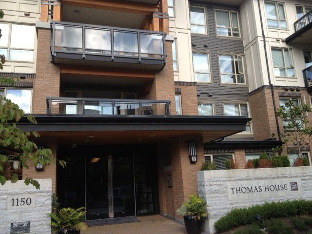 Main Photo: 309 1150 Kensal Place in Coquitlam: New Horizons Condo for sale : MLS®# V1019500