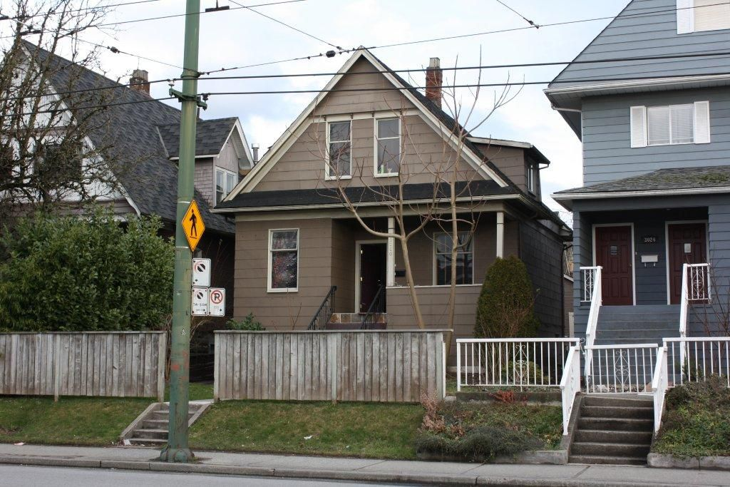 Main Photo: 3020 Fraser Street in Vancouver: Mount Pleasant VE Home for sale (Vancouver East)