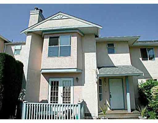 Main Photo: 7 1336 PITT RIVER RD in Port_Coquitlam: Citadel PQ Townhouse for sale (Port Coquitlam)  : MLS®# V346684