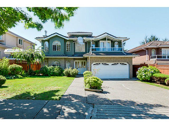 Main Photo: 7621 COLDICUTT Street in Burnaby: The Crest House for sale (Burnaby East)  : MLS®# V1079124
