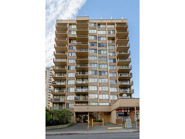 Main Photo: # 704 7235 SALISBURY AV in Burnaby: Highgate Condo for sale (Burnaby South)  : MLS®# V1095642