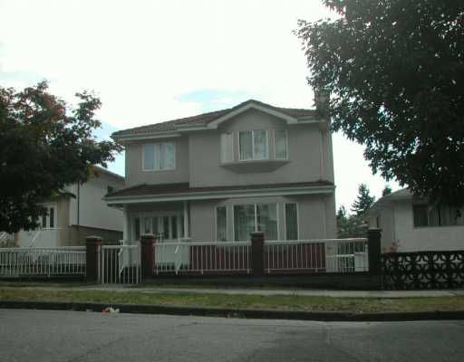 Main Photo: 2854 EUCLID Ave in Vancouver: Collingwood Vancouver East House for sale (Vancouver East)  : MLS®# V622999