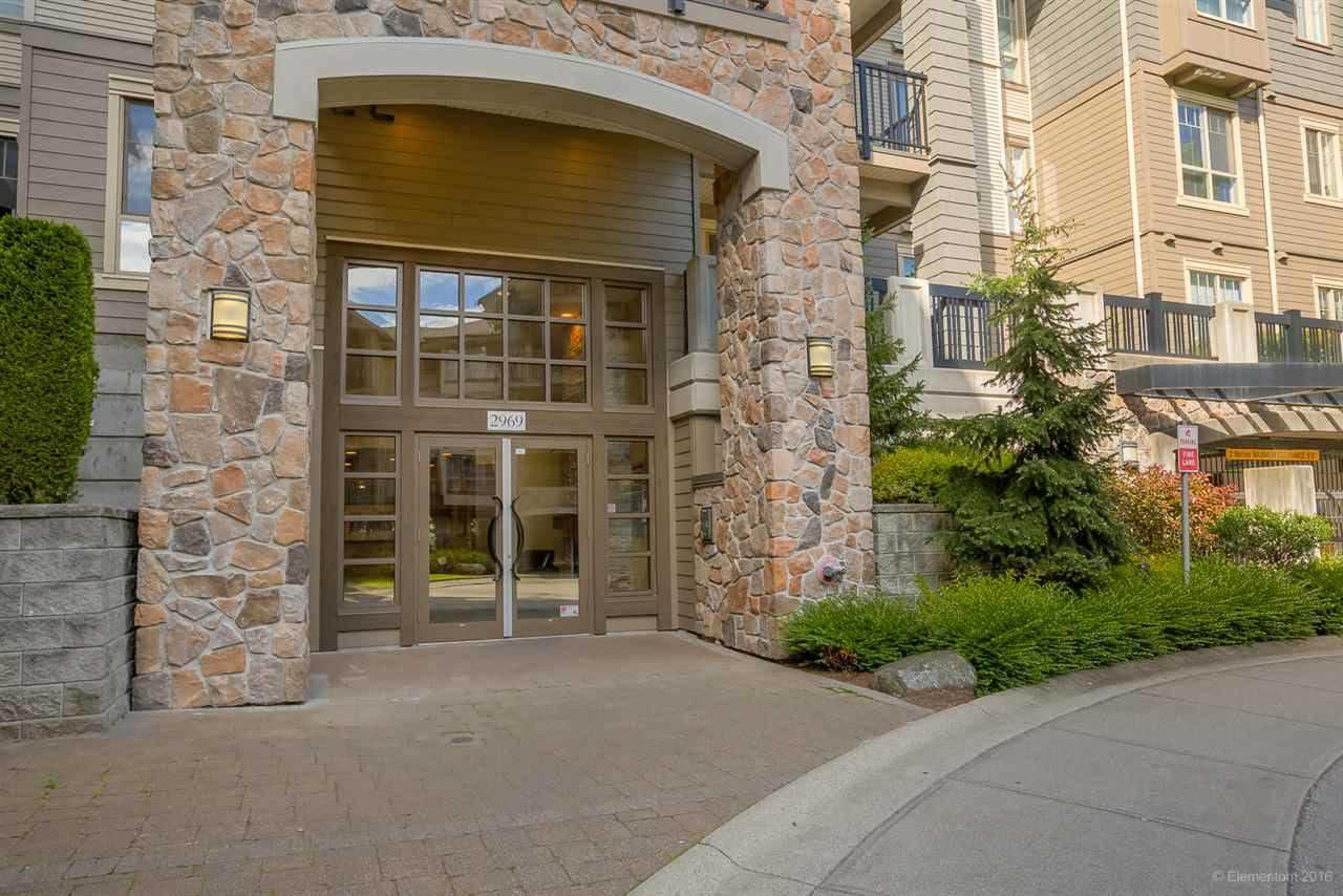 Main Photo: 305 2969 WHISPER WAY in Coquitlam: Westwood Plateau Condo for sale : MLS®# R2079248