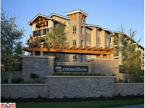 "Main Photo: 303 21009 56TH Avenue in Langley: Salmon River Condo for sale in ""Cornerstone"" : MLS®# F1227564"
