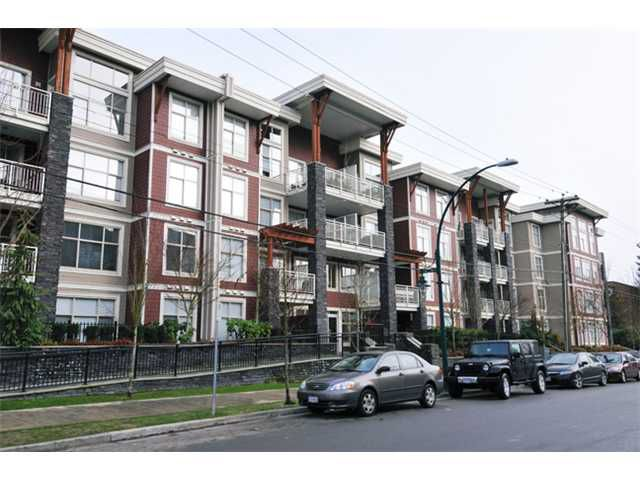 """Main Photo: 204 2477 KELLY Avenue in Port Coquitlam: Central Pt Coquitlam Condo for sale in """"SOUTH VERDE"""" : MLS®# V985457"""