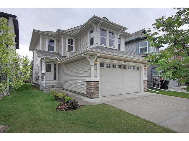 Main Photo: 23 AUBURN BAY Place SE in CALGARY: Auburn Bay Residential Detached Single Family for sale (Calgary)  : MLS®# C3572097